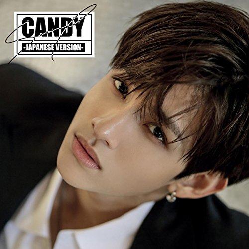 【Candy-Japanese Ver.-/Samuel】フルアルバム主題歌!気になる歌詞を徹底紹介の画像