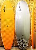 """TRUE WAVE(トゥルーウェーブ)真波 SUPモデル sup スタンドアップパドルボード [orange] 9'6"""" ソフトボード フィン リーシュ 付き"""