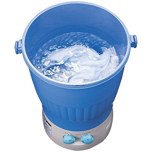 ALUMIS 小型洗濯機 ミニマルチウォッシャー XPB08