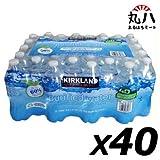 コストコ kirkland カークランド purified 500ml X 40本