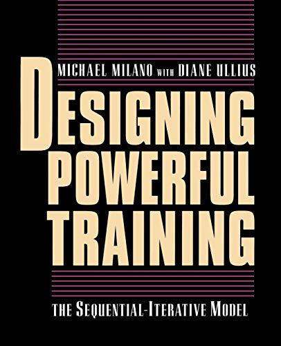 Download Designing Powerful Training 0787909661