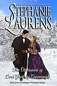 The Obsessions of Lord Godfrey Cavanaugh (The Cavanaughs Book 4)