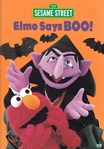 Sesame Street - Elmo Says Boo [DVD] [Import]