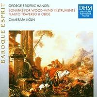 Handel: Sonatas for Woodwind Instruments