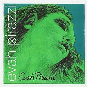 Evah Pirazzi エヴァ・ピラッツィ ヴァイオリン弦 E線 ゴールドスチール 0.26mm 4/4 ループエンド 313621