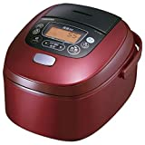 TOSHIBA vacuum IH rice cooker (5.5 Go cook) vacuum furnace cook Red RC-10VRH-R [並行輸入品]