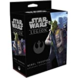 Asmodee Star Wars: Legion Rebel Troopers Upgrade Expansion Board Game