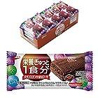 【サイバーマンデー】江崎グリコ バランスオンminiケーキ チョコブラウニー 20個 栄養補助食品 ケーキバーが激安特価!