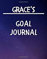 Grace's Goal Journal: 2020 New Year Planner Goal Journal Gift for Grace  / Notebook / Diary / Unique Greeting Card Alternative