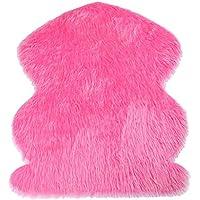 Perfk 全6色 毛布 赤ちゃん 出産お祝い 写真撮影 道具 伸縮性ある - ピンク