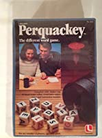 1982 Lakeside's Perquackey the Different Word Game