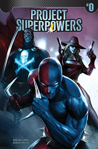 Project: Superpowers Vol. 2#0 (Project Superpowers Vol. 2)