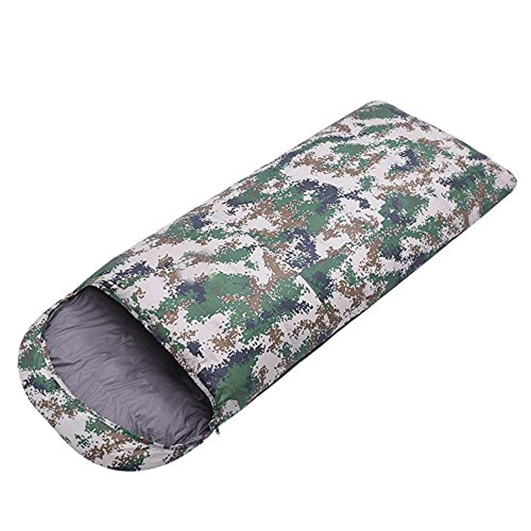 ラウンジ可能性オピエートアウトドア旅行キャンプポータブル寝袋大人アウトドア旅行キャンプ携帯冬肥厚屋内寒いシングル大人寝袋キャンプアウトドアハイキング寝袋