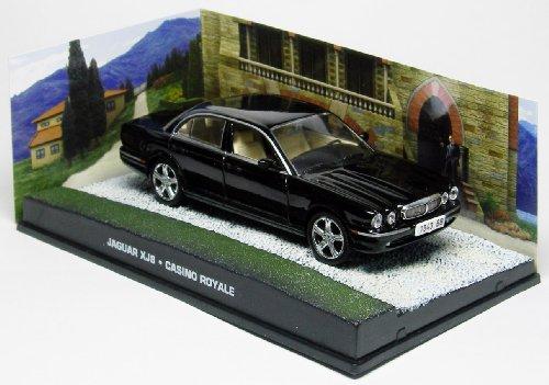 1/43 007 ボンドカー Jaguar XJ8 カジノ・ロワイヤル
