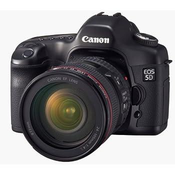 Canon デジタル一眼レフカメラ EOS5D EF 24-105mm F4L IS USM レンズキット EOS5D24105LK
