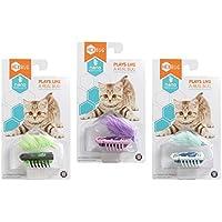 ヘックスバグ nano ROBOTIC CAT TOY 猫用 おもちゃ ぶるぶるバグパニック! (※1個?お色はおまかせください)