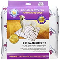 PoochPad for Mature Dogs, X-Large 36-Inch by 36-Inch by PoochPad