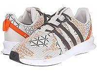 [アディダス オリジナル] adidas Originals メンズ SL Loop Racer スニーカー Talc/DGH Solid Grey/Orange US9.5(27.5cm) - D - Medium [並行輸入品]