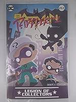 DC Comics Batman Riddler #1 Adam Archer 23.2