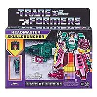 トランスフォーマー ウォルマート限定 レトロ ヘッドマスターズ デラックス クラス スカルクランチャー
