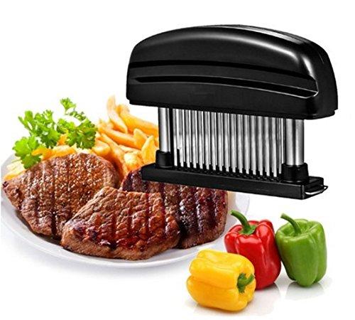 肉筋切り器 ミートテンダライザー 肉たたき お肉が柔らかくなる 48刃 8枚目のサムネイル