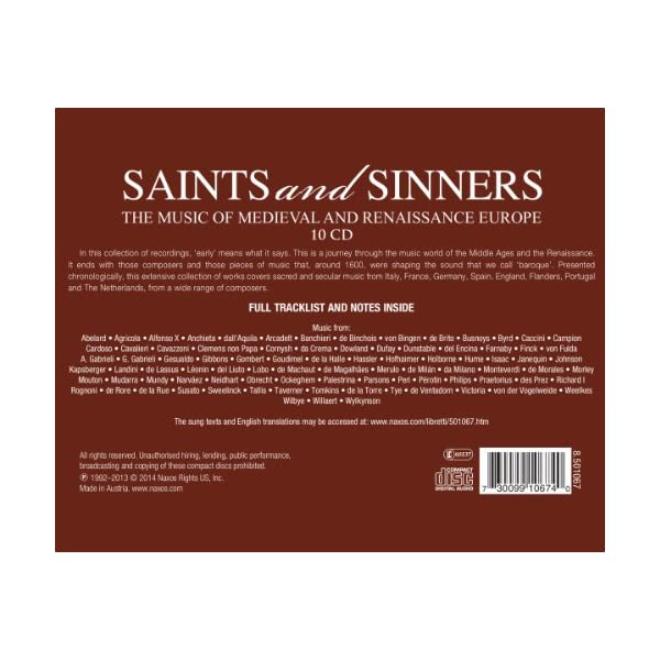 Saints & Sinners-the Mu...の紹介画像2