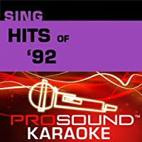 Sing Hits Of 92 Vol. 6 [KARAOKE]