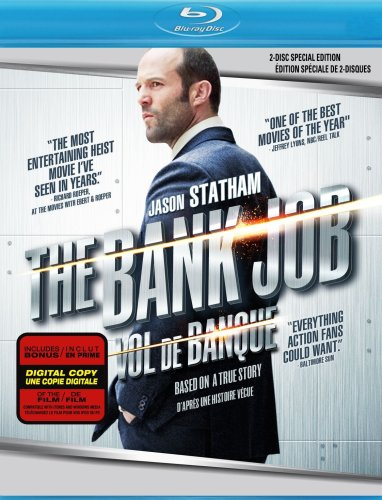 The Bank Job (Bilingual) [Blu-ray]
