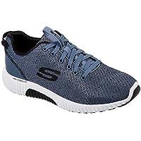 Skechers Australia PAXMEN - WILDESPELL Men's Training Shoe, Slate, 12 US