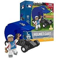 Oyo Sportstoys MLB ロサンゼルス・ドジャース スポーツファン 首振り人形 おもちゃフィギュア ブルー/ホワイト ワンサイズ