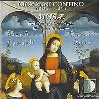 Contino:Missa Benedicta Es Coe