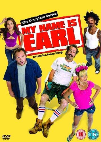 My Name Is Earl - Seasons 1-4 [DVD] by Jason Lee