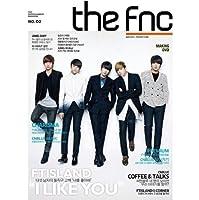 the Fnc ver.2(韓国版) FTISLAND表紙バージョン 公式マガジン(メイキングDVD付き)