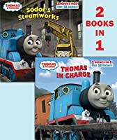 Thomas In Charge/Sodor's Steamworks (Thomas & Friends) (Pictureback(R))
