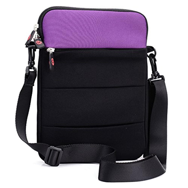 パープルレトロv-bag Fits LG G Pad 7.0 8.0 8.3 LTEタブレット