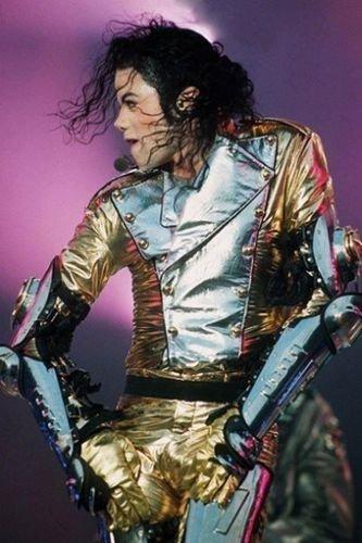マイケル ジャクソンのポスターライブコンサート12x18 [並行輸入品]