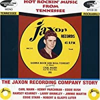 Jaxon Recording Company Story