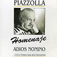 Homenaje Adios Nonino