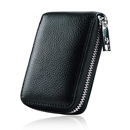 8c94219b767d RBEIK クレジットカードケース 多機能カードケース 財布 大容量 小銭入れ 紙幣収納 ミニ
