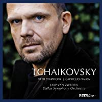 チャイコフスキー:交響曲第5番他