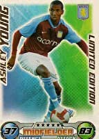 Match Attax 2008/2009 Ashley Young 08/09 Limited Edition Card [Toy]