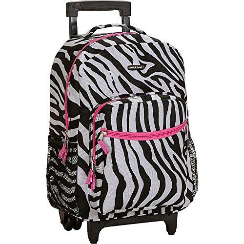(ロックランドラッゲージ) Rockland Luggage レディース バッグ バックパック・リュック Roadster 17' Rolling Backpack 並行輸入品