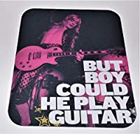 Mick Ronson コンピューターマウスパッド 1/8th Inch Thick