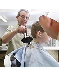 新型 理髪首ダストクリーンブラシ黒ソフトヘアカットサロンスタイリングツール用理髪
