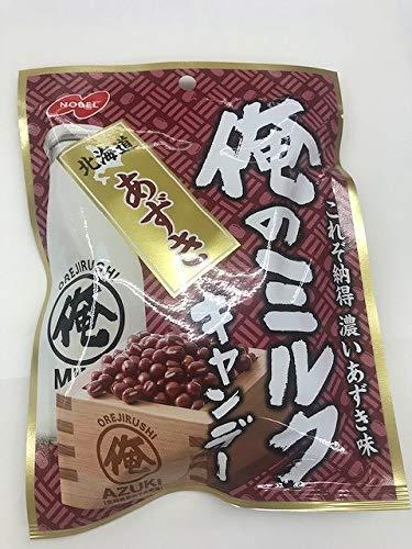 俺のミルク 北海道あずき 6袋