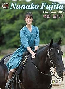 藤田菜七子 2019年 カレンダー 壁掛け B2 CL-562