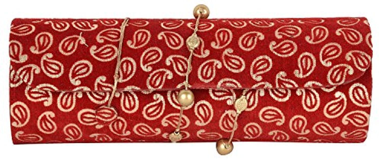 Anas embroidery レディース US サイズ: Free Size カラー: レッド