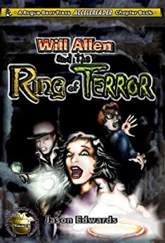 Will Allen and the Ring of Terror (The Chronicles of the Monster Detective Agency Book 2) by [Edwards, Jason]