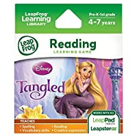 LeapFrog Disney: Tangled Learning Game (for LeapPad Tablets and LeapsterGS) [並行輸入品]