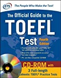 By Educational Testing Service - Official Guide to the TOEFL Test With CD-ROM 4th Edition (Offici (4th Edition) (2012-09-13) [CD-ROM]